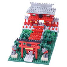 Santuario De Japon Inari Shrine Nanoblock