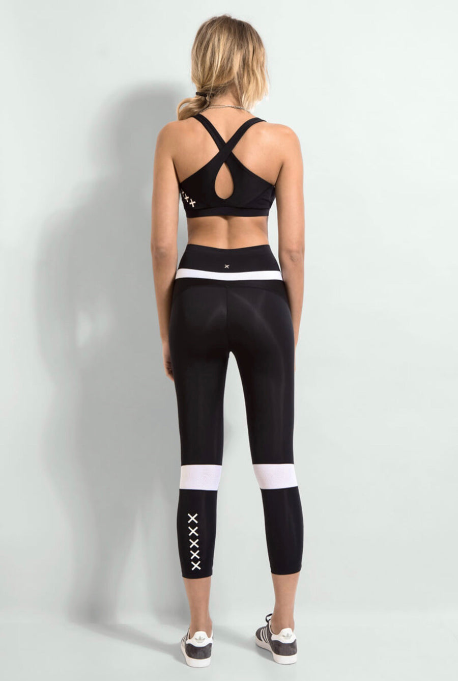 Centre Court 7/8th Compression Legging