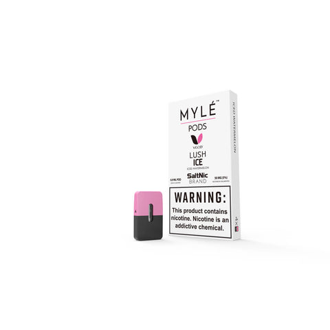 MYLE Pods | Lush ICE | Salt Nic