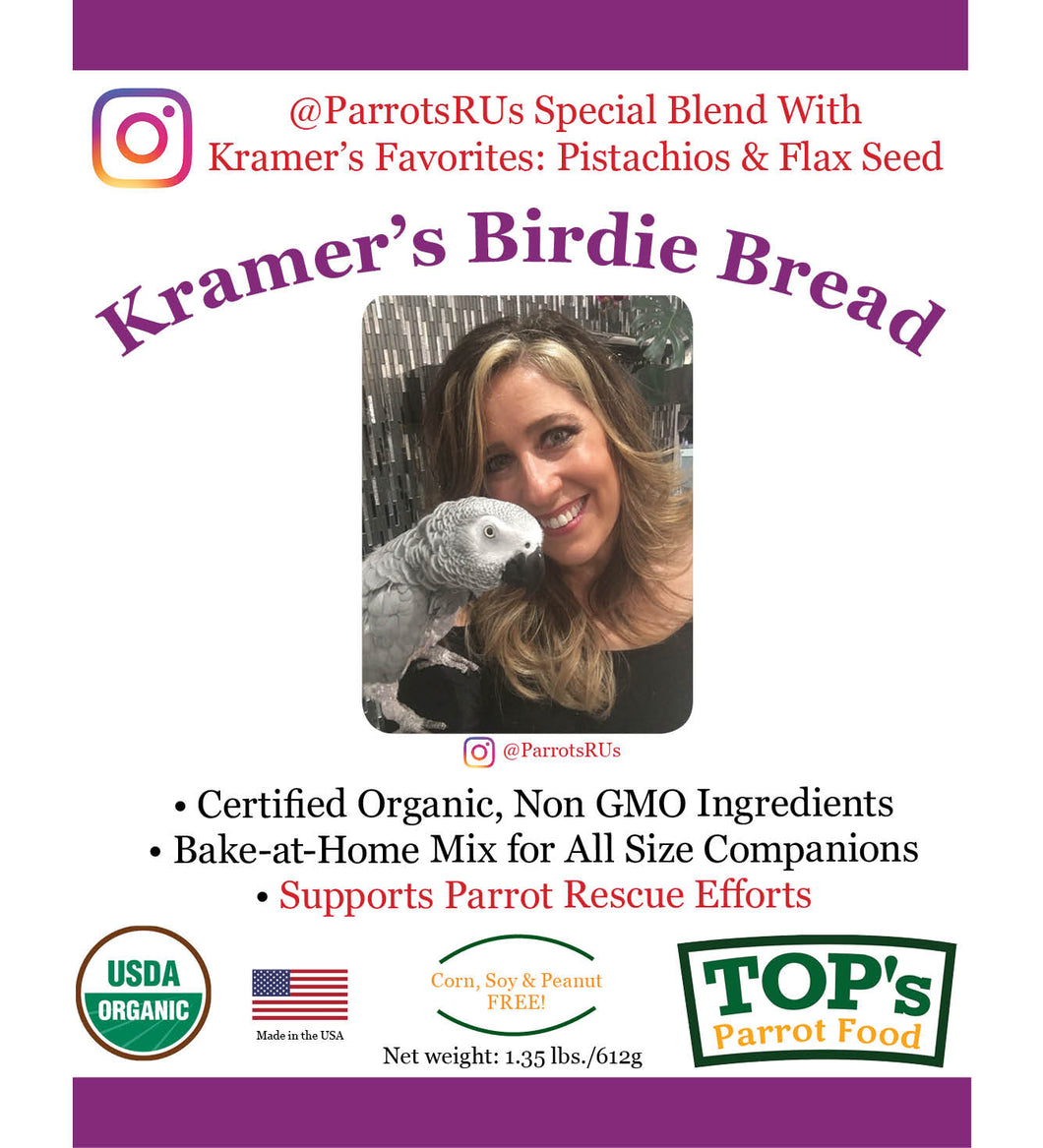 Kramer's Birdie Bread Mix (includes shipping)