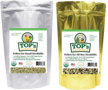 Small and Large Pellet Bundle (includes shipping)