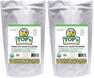 3 lb. Small Pellet Two-Pack (includes shipping)