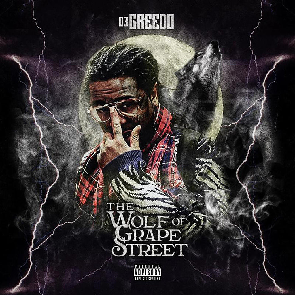 "03 GREEDO RELEASES ""THE WOLF OF GRAPE STREET"""