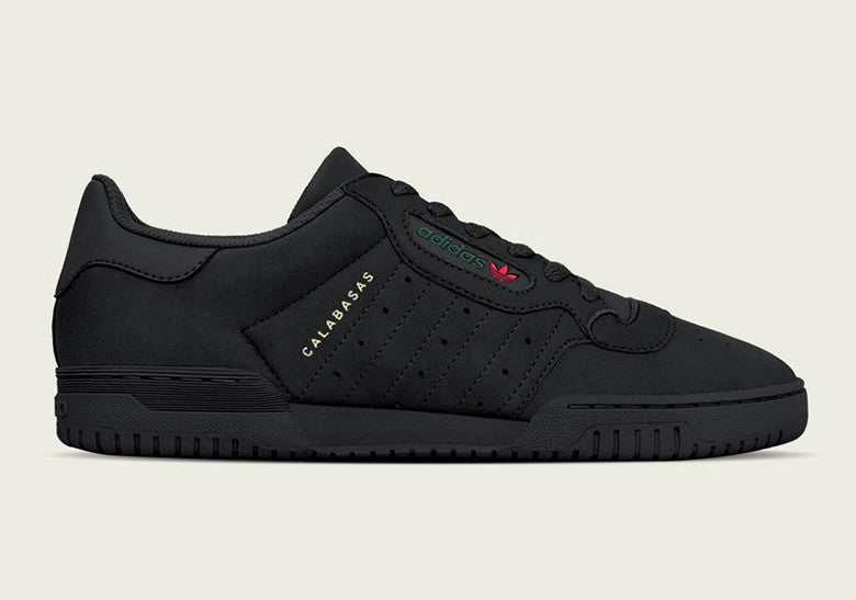 ADIDAS YEEZY POWERPHASE CALABASAS BLACK DROPS ON MARCH 17th