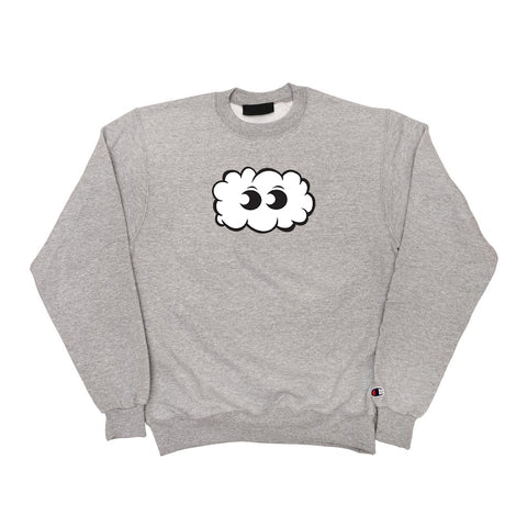 CLOUD NINE CREW (GREY)