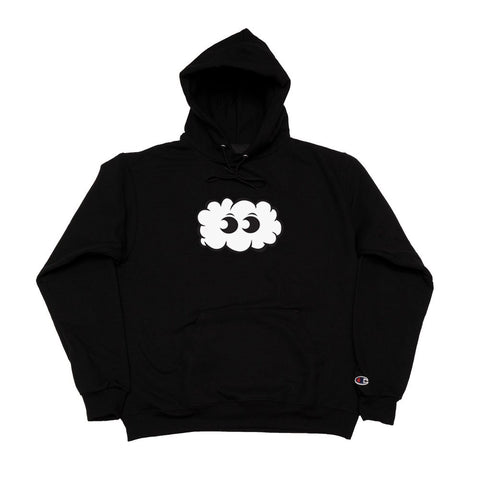 CLOUD NINE HOODIE (BLACK)