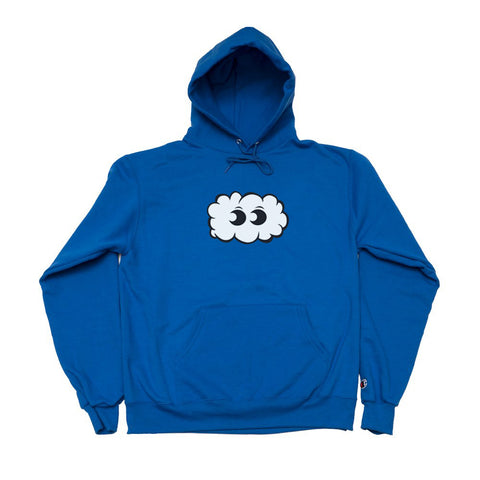 CLOUD NINE HOODIE (ROYAL)