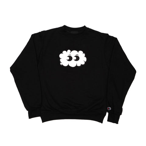 CLOUD NINE CREW (BLACK)