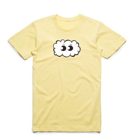 CLOUD NINE TEE (LEMONADE)