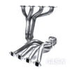 Blueprint Engine Long Tube Stainless Steel Headers, Gen 3 Coupe