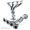 Coyote Long Tube Stainless Steel Headers Gen 3 Coupe