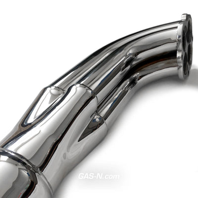 Factory 5 Stainless Steel Side Pipes, Fits Mark I, II, III, IV
