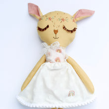 Fawn Heirloom Art Doll