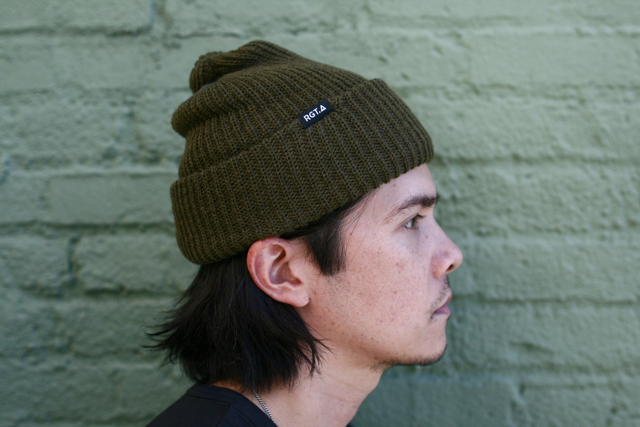 Knit Beanie (4 colors)