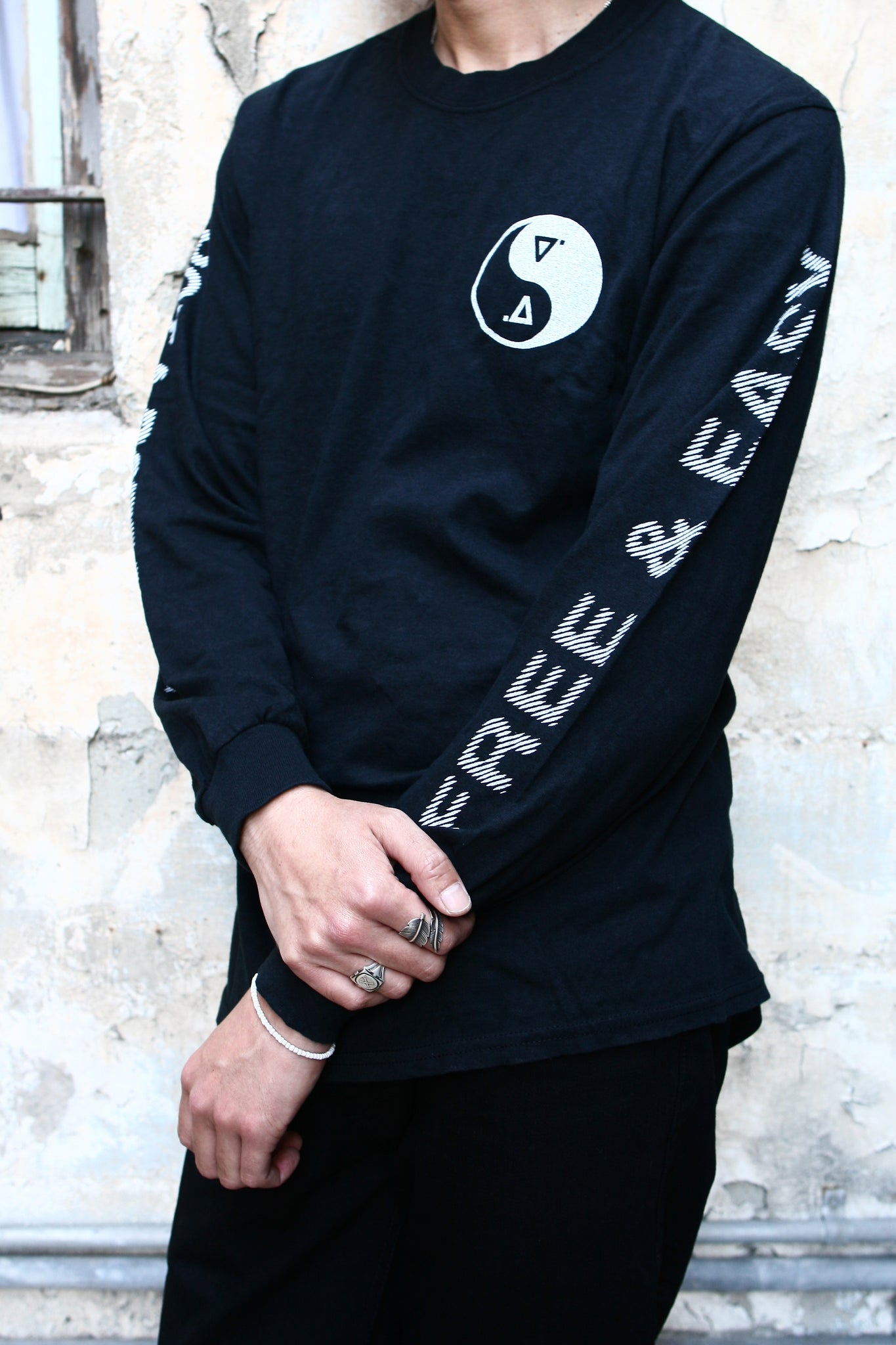 Free & Easy X RGT.A / Exploration Shirt Black