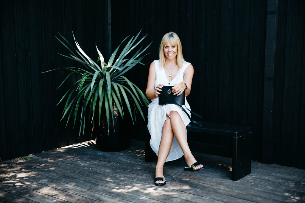 Cass Anderson Balincourt women's leather bags Byron Bay