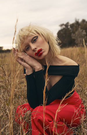 Byron Bay Stylist Cass Anderson Fashion Creative Direction