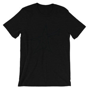 """ALL-IN"" T-shirt (black print)"