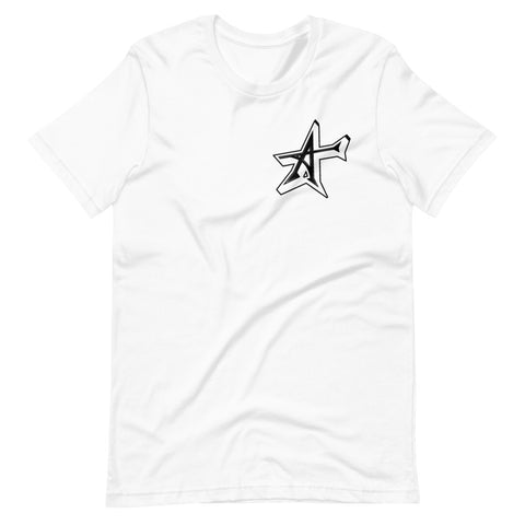 """ALL-IN"" 3d T-Shirt (black print)"
