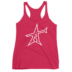 "Women's ""ALL-IN"" Racerback Tank"