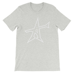 """ALL-IN"" T-shirt (white print)"