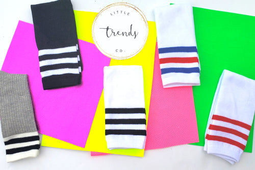 Stripe Tube Socks - RTS