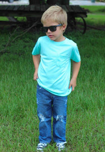 Boys Sunglasses with zip-up car case - RTS