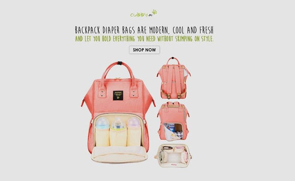 Diaper & Mother Bags