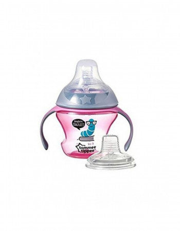 TOMMEE TIPPEE- TRANSITION CUP-PINK