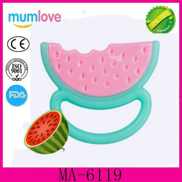 100% Food Grade Silicone Teether Baby Teether Silicone