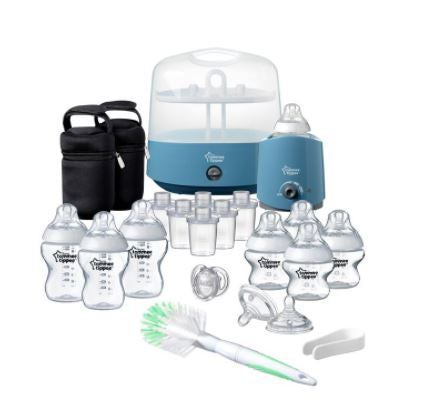 TT 423583 -Complete Feeding Set, Blue