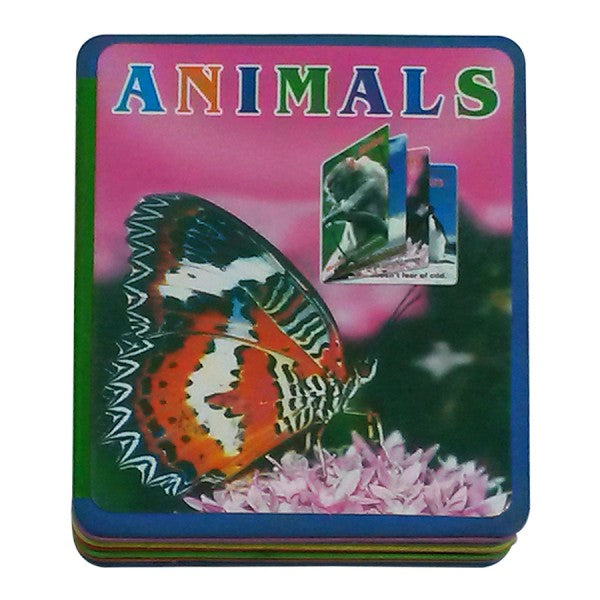 Animals Foam Book (Small)