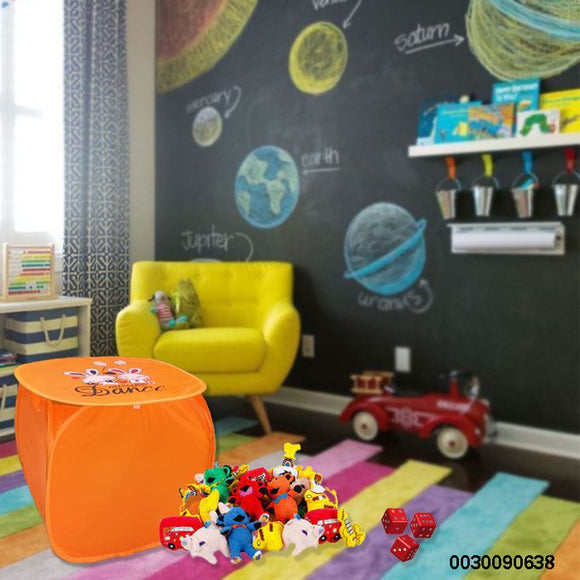 Mumlove Pacifier PP Safety Material With Anti-chain Cartoon Pacifier