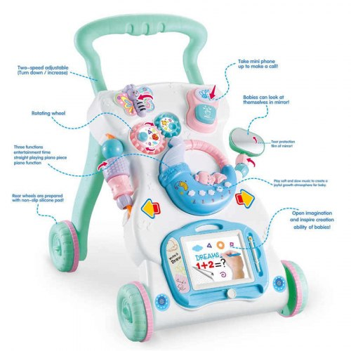 Children Musical Walker