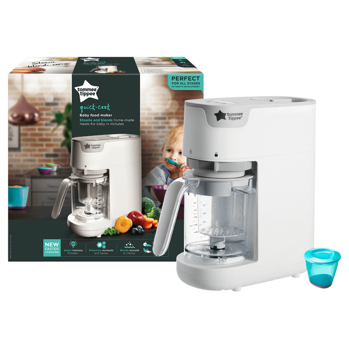 Tommee Tippee - Food Steamer Blender (The Clash)