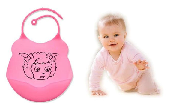 Waterproof Silicone Feeding Bib