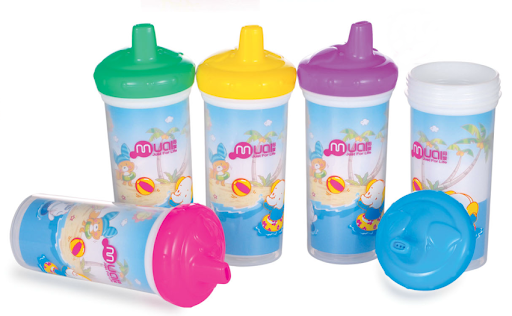 Mumlove Double Layer Sippy Cup 260 ML