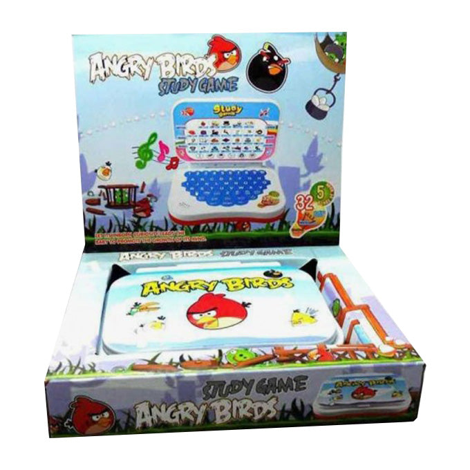 Angry Birds Educational Laptop-PX-10223