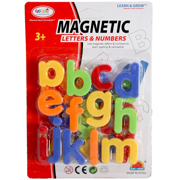 LETTER MAGNETS (SMALL)-PX-9035