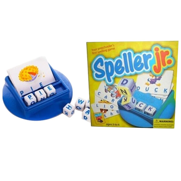 Speller Jr - Words Learning Game For Kids