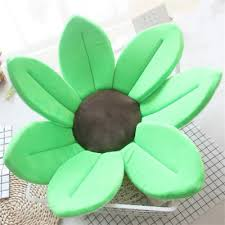 Blooming Bath Plush Flower Baby Bath Sunflower Bather For Babies