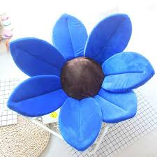 Blooming Bath Flower Cushion