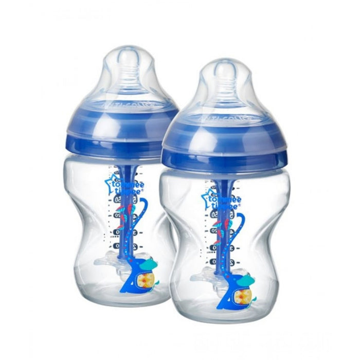 TOMMEE TIPPEE- FEEDING BOTTLE- 2PK