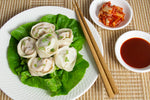 Hand-Made Vegetarian Jap Chae Dumplings 12 pcs (Frozen)
