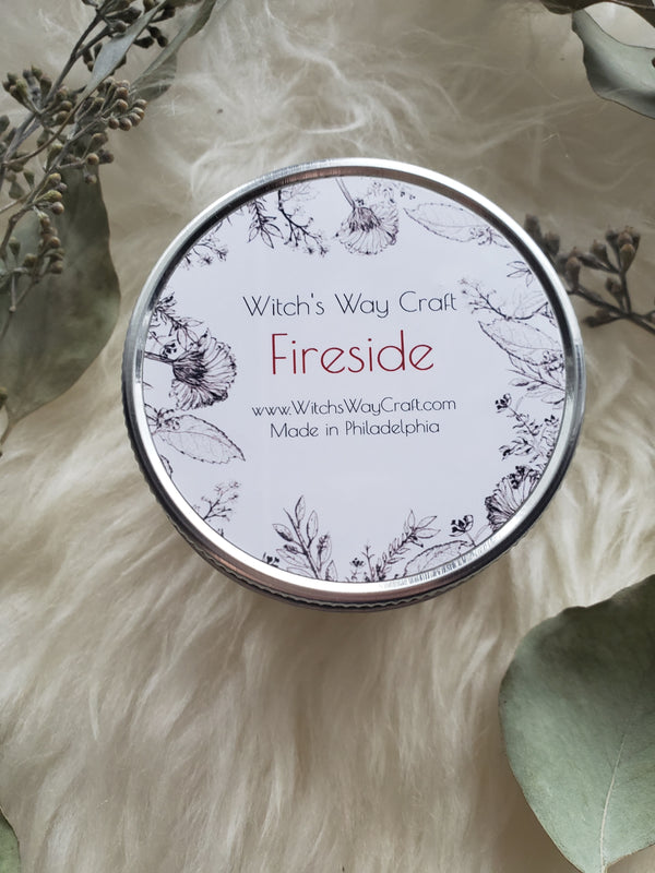 Fireside - Scented Soy Candle
