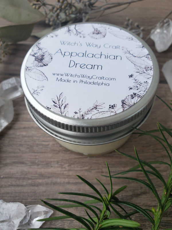 Appalachian Dream - Scented Soy Candle