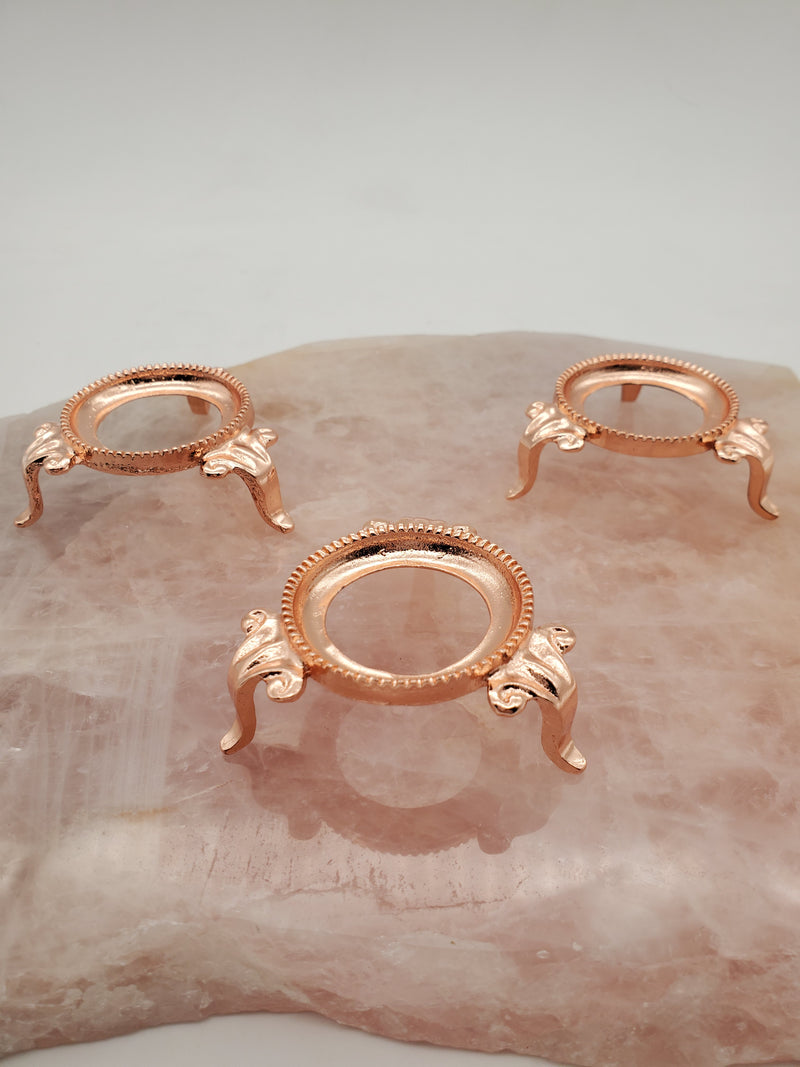Copper - Stand for Crystal Spheres 1.5 inches