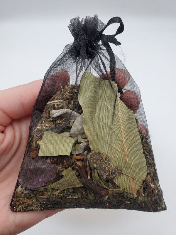 Protection Spell Sachet