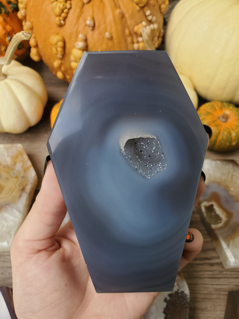Agate Coffin