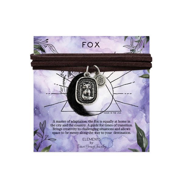 Fox Talisman - Necklace by DYJ